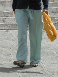 hospital pants