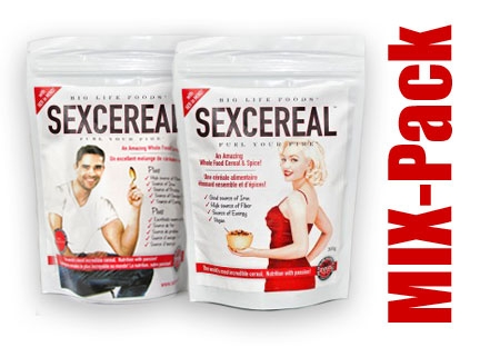 Cereal Wars: The Battle for Your Bowels (3/4)