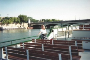 My 30th birthday in Paris with my sister, one of my best memories.
