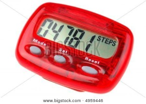 pedometer number one