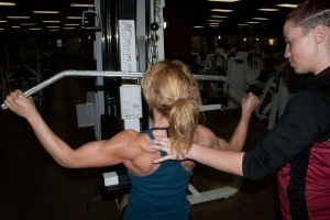 Me and DYT in 2011. Consistent back training has saved my life.