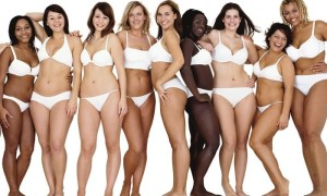 "Are these bodies ""really"" that diverse? Dove Real Beauty Campaign Ad."