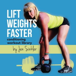 Lift Weights Faster with Jen Sinkler